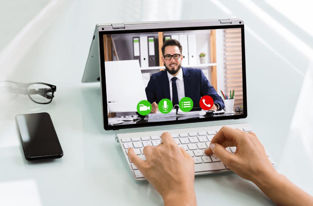 Come affrontare un colloquio di lavoro in online
